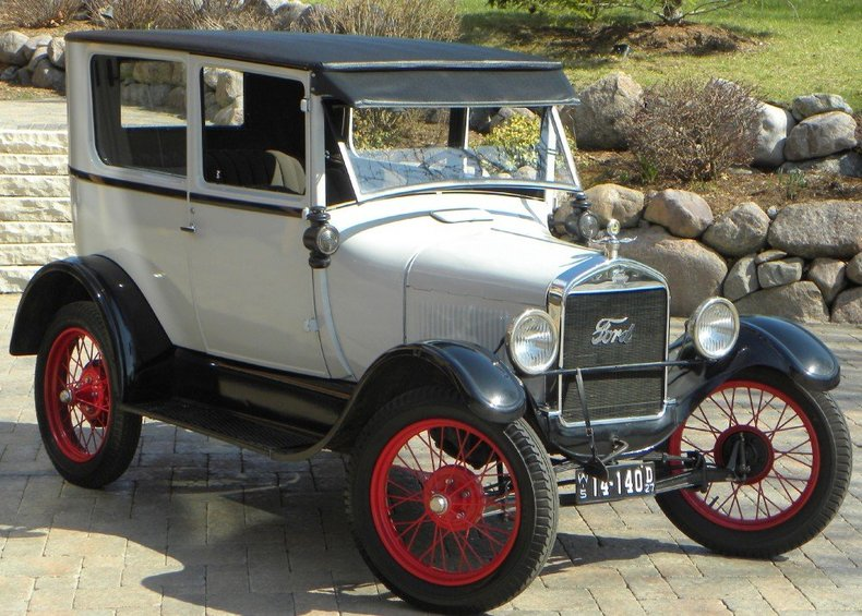 1927 Ford Model T Image 58