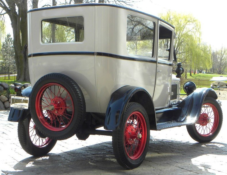 1927 Ford Model T Image 35