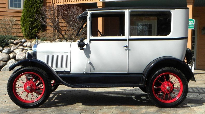 1927 Ford Model T Image 24