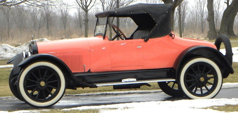 1922 Buick Model 22 44 Image 80