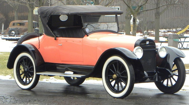 1922 Buick Model 22 44 Image 77