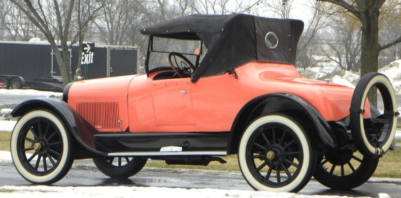 1922 Buick Model 22 44 Image 82