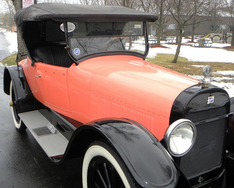 1922 Buick Model 22 44 Image 63