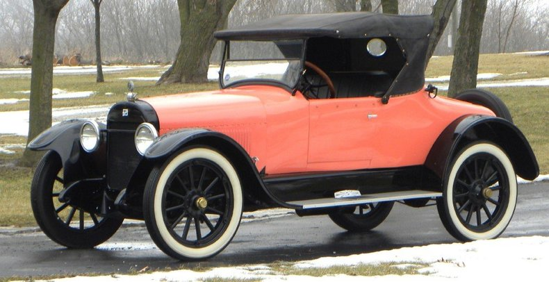 1922 Buick Model 22 44 Image 55