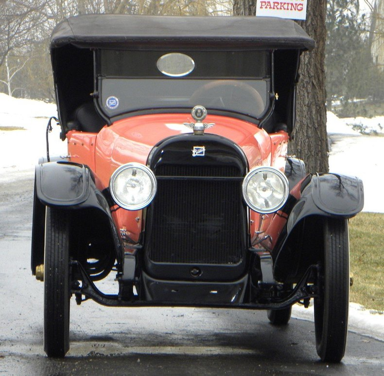1922 Buick Model 22 44 Image 54