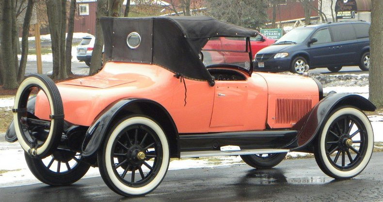 1922 Buick Model 22 44 Image 51