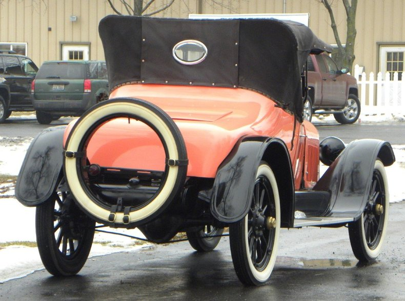 1922 Buick Model 22 44 Image 50