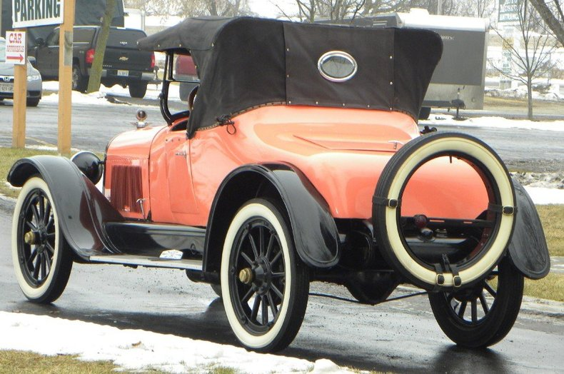 1922 Buick Model 22 44 Image 48