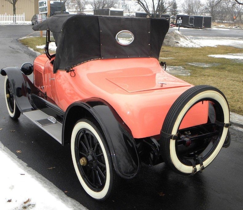 1922 Buick Model 22 44 Image 33