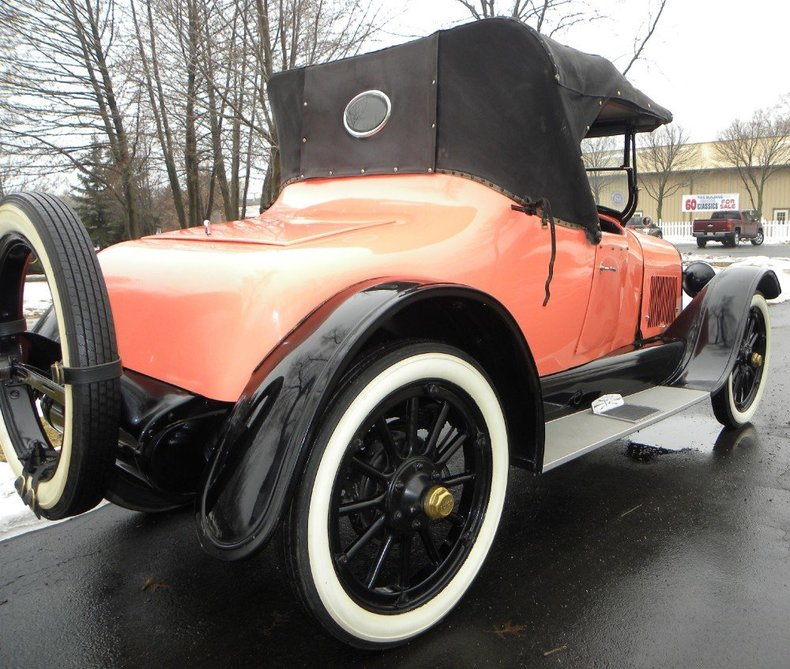 1922 Buick Model 22 44 Image 20