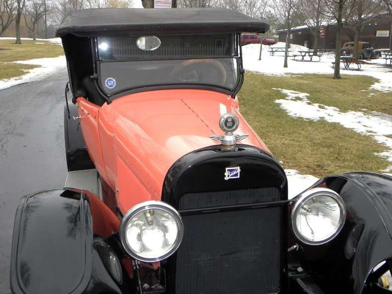 1922 Buick Model 22 44 Image 16