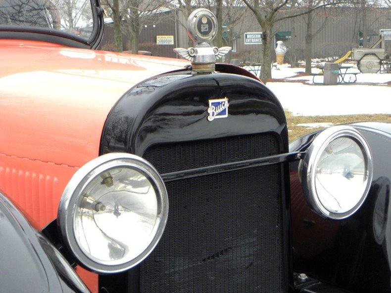 1922 Buick Model 22 44 Image 14