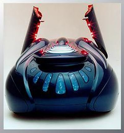 2090 Hollywood Concept Car Image 1