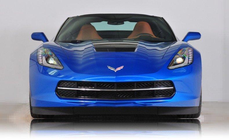 2014 Chevrolet Corvette Image 144