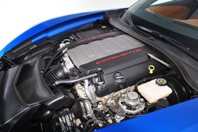 2014 Chevrolet Corvette Image 130