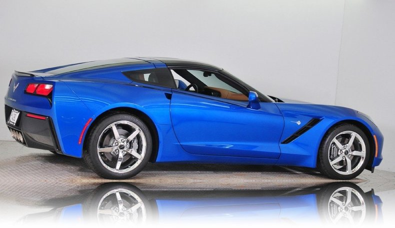 2014 Chevrolet Corvette Image 129