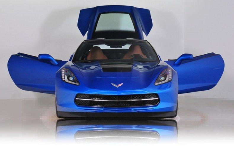 2014 Chevrolet Corvette Image 30