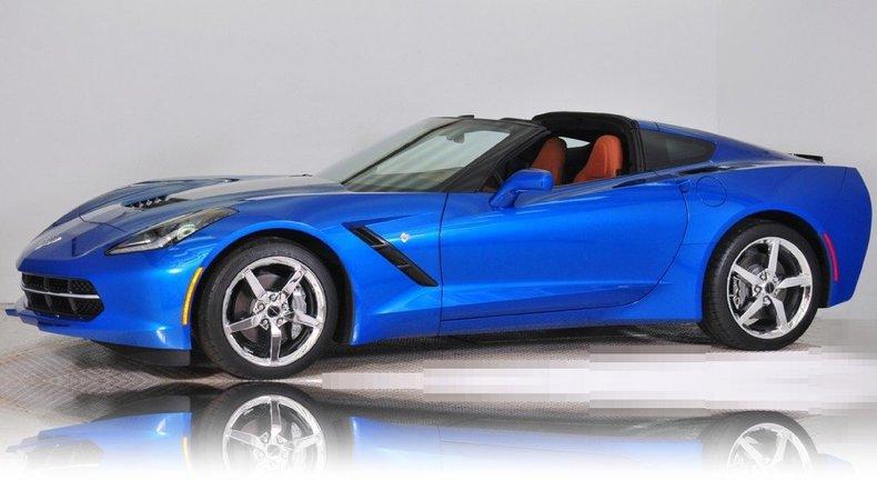 2014 Chevrolet Corvette Image 17