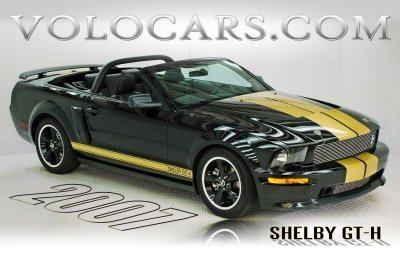 2007 Shelby GTH Image 1