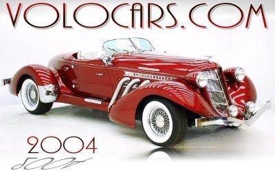 2004 Auburn (1936) Image 1