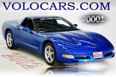 2002 Chevrolet Corvette Image 1