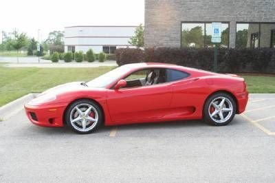 2001 Ferrari Modena Image 1