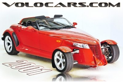 2001 Plymouth Prowler Image 1