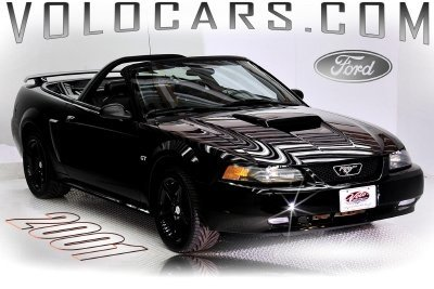 2001 Ford Mustang Image 1