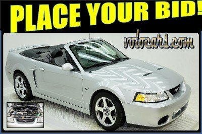 2000 Ford Mustang Image 1