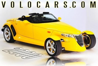 2000 Plymouth Prowler Image 1