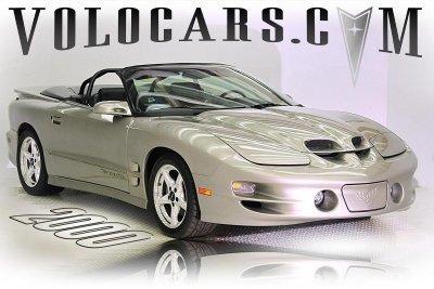 2000 Pontiac Trans Am Image 1
