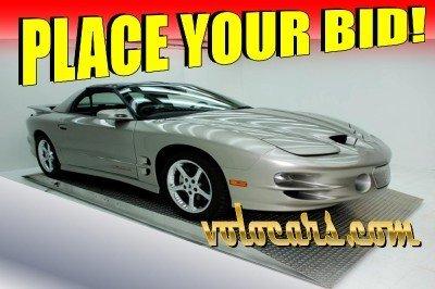 1999 Pontiac Trans Am Image 1