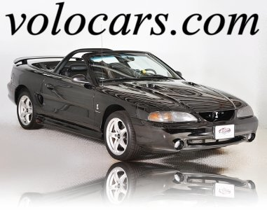 1998 Ford Mustang Image 1