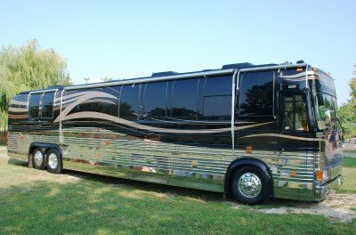 1997 Prevost 45 Royal Coach