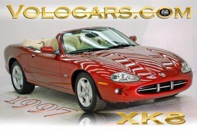 1997 Jaguar Xk8 Image 1