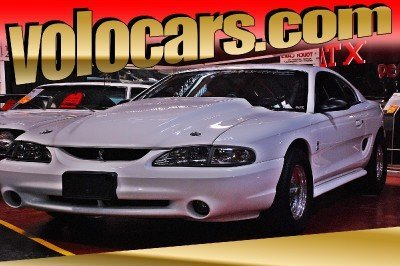 1996 Ford Mustang Image 1