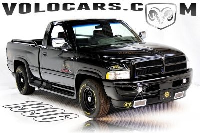 1996 Dodge Ram Richard Petty Nascar Edition Image 1