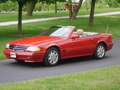 1995 Mercedes-Benz 500 Sl Image 1
