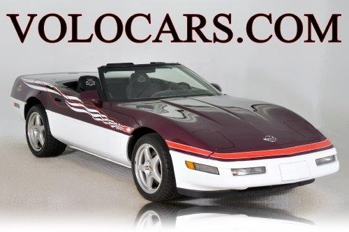 1995 Chevrolet Corvette Image 1