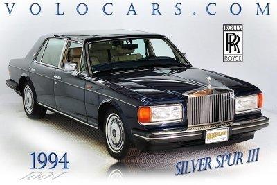 1994 Rolls-Royce Silver Spur III Image 1