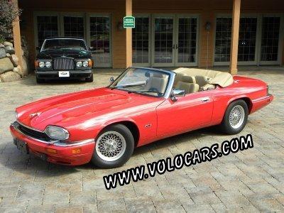 1994 Jaguar Xjs Image 1