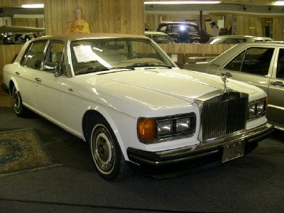 1993 Rolls-Royce Silver Spur II Image 1