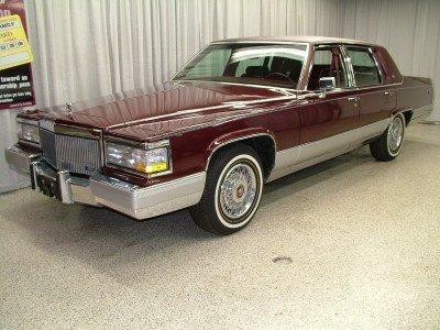 1992 Cadillac Broughman Image 1