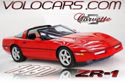 1990 Chevrolet Corvette Image 1