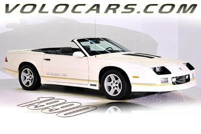 1990 Chevrolet Camaro Image 1