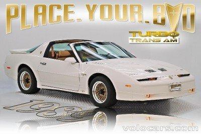 1989 Pontiac Trans Am Image 1