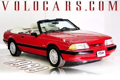 1989 Ford Mustang Image 1