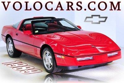 1989 Chevrolet Corvette Image 1