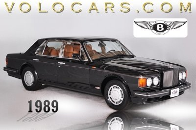 1989 Bentley Turbo R Image 1