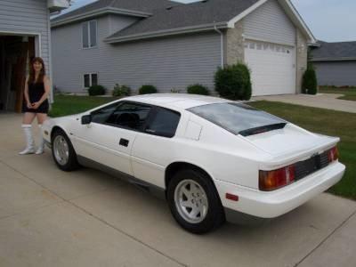 1988 Lotus Esprit Image 1